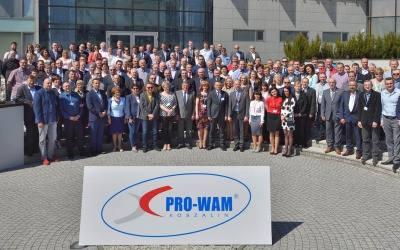 15-lecie PRO-WAM